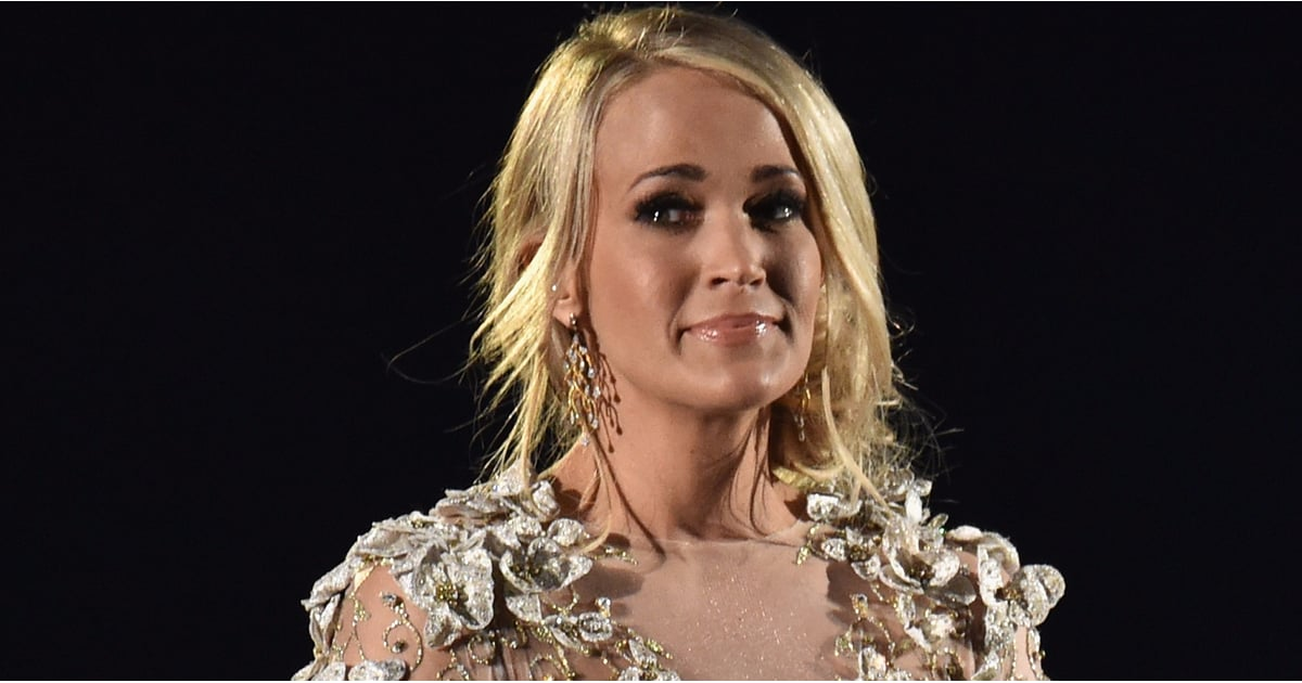 Carrie Underwood Fought Back Tears Paying Tribute to the Las Vegas Shooting Victims at the CMAs
