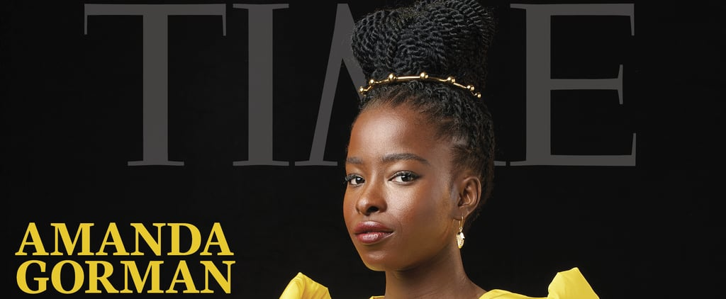 The Significance of Amanda Gorman's Khiry Crown on Time