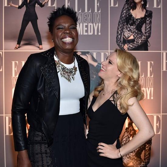 Leslie Jones's Reaction to Kate McKinnon's Emmy Win