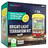 Dan and Darci Bright-Light Terrarium Kit For Kids