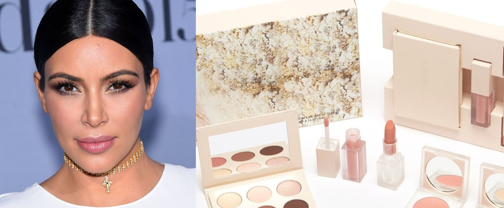 Kim Kardashian Mrs.West Makeup Collection