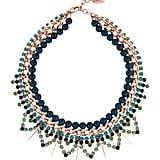 Joomi Lim Metal Luxe Crystal Spike Necklace ($145)