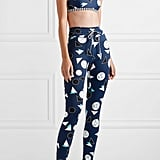 The Upside Match Point Printed Stretch Leggings