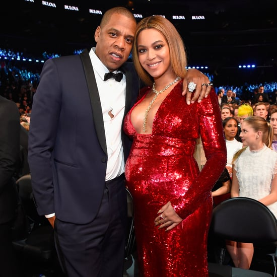 Beyonce's Red Dress at 2017 Grammys