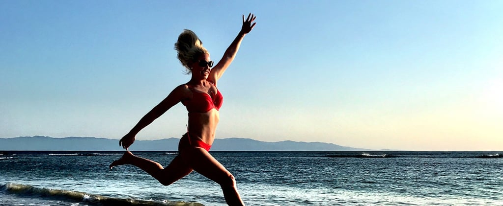 Katherine Heigl Is Leaping For Joy in Her Sexy Red Bikini, Can You Blame Her?