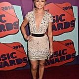 Miranda Lambert at the 2014 CMT Awards