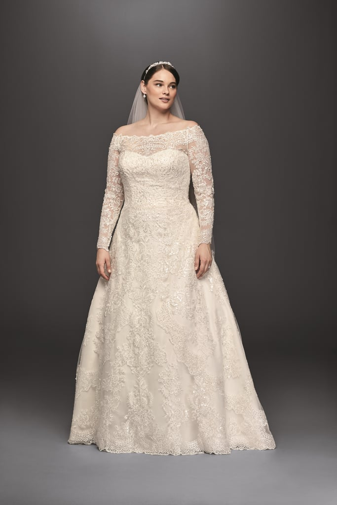Plus Size Wedding Dresses Us66