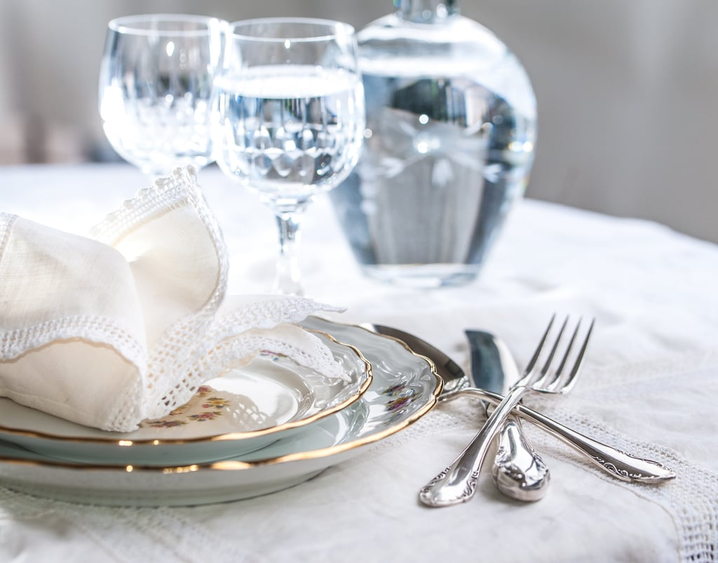 Inspect Any Fancy Table Ware