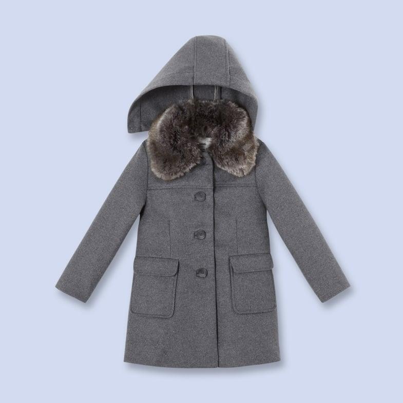 Jacadi Faux-Fur Coat