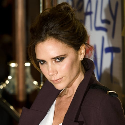 Victoria Beckham at Viva Forever Premiere (Video)