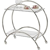 American Atelier Wheeled Bar Cart