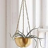 Hanging Metal Planter ($16)