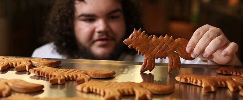 Direwolf Bread Is Real, and Hot Pie From Game of Thrones Is Baking It!