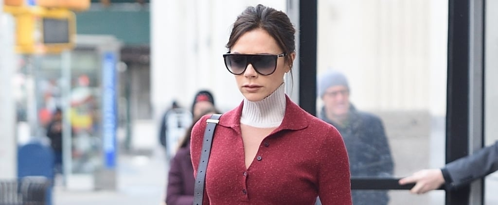 Victoria Beckham's Top Will Make You Feel Like You've Time-Traveled Back to the '90s