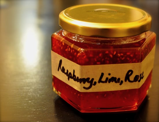 Photo Gallery: Raspberry Rose Syrup