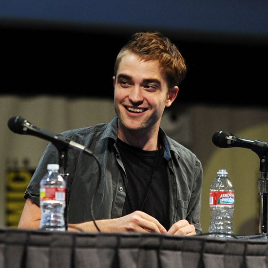 Breaking Dawn Comic-Con Panel With Robert Pattinson, Kristen Stewart and Taylor Lautner