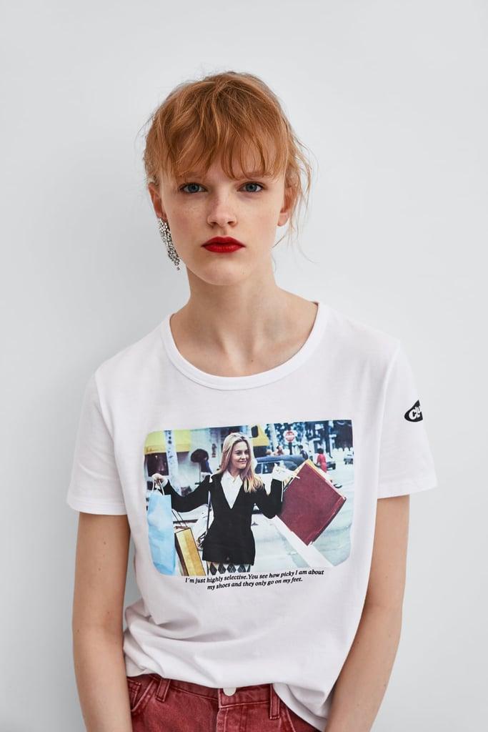 Zara Clueless T-Shirt