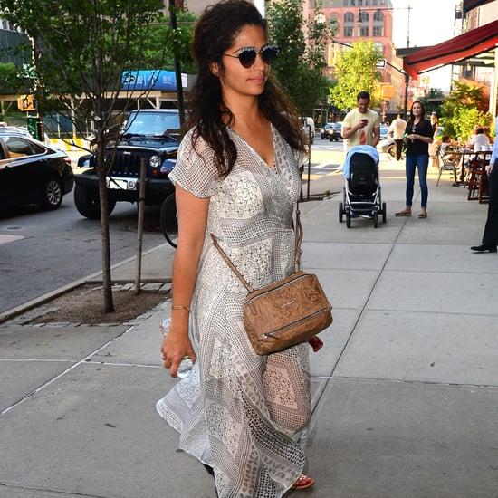 Camila Alves Best Street Style 2016