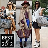 The Céline luggage tote took the win for the most covetable bag in 2012. Do you agree?