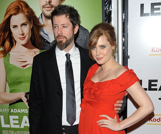 Slide Photo of Amy Adams at the NYC Premiere of Leap Year