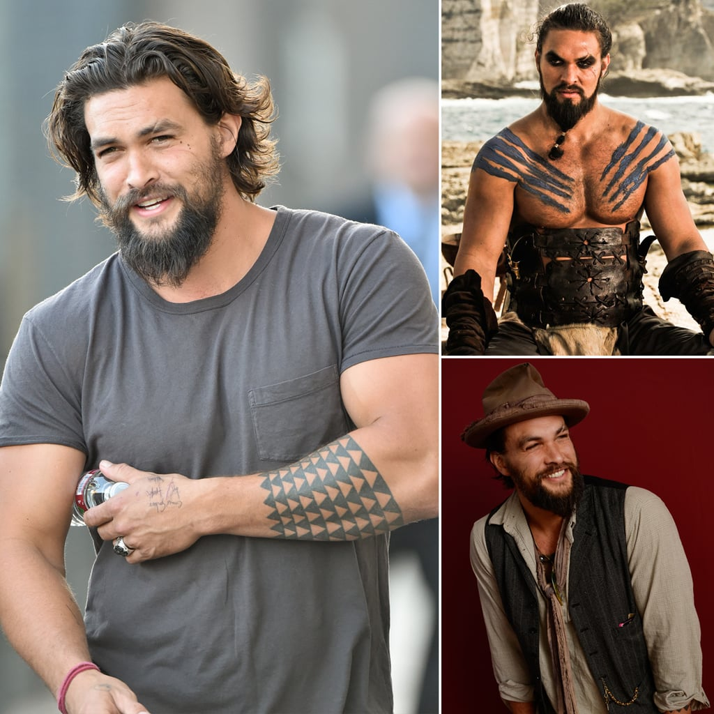 Hot Jason Momoa Pictures