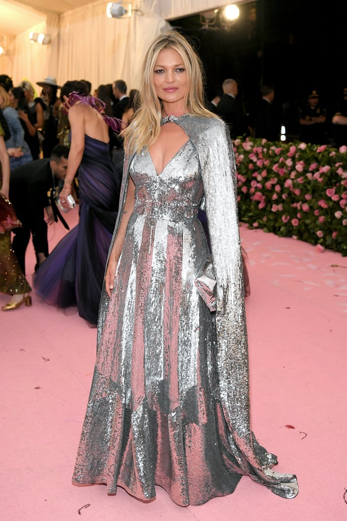 Kate Moss at the 2019 Met Gala