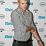 Kellan Lutz walked the red carpet in 2009.