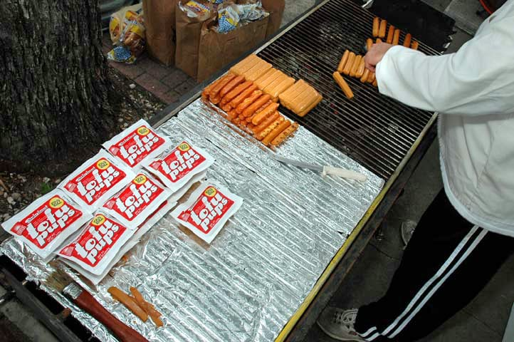 Veggie Sausages and Hot Dogs