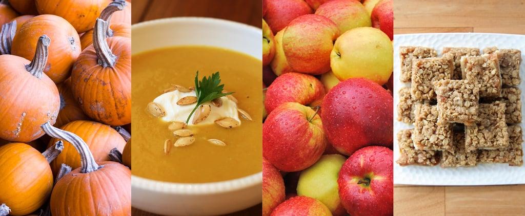 Fall Produce Recipes