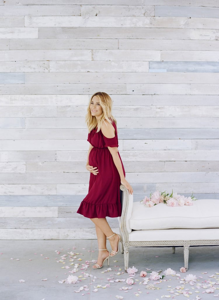 Why Lauren Conrad Started Dressing Up More After Getting Pregnant