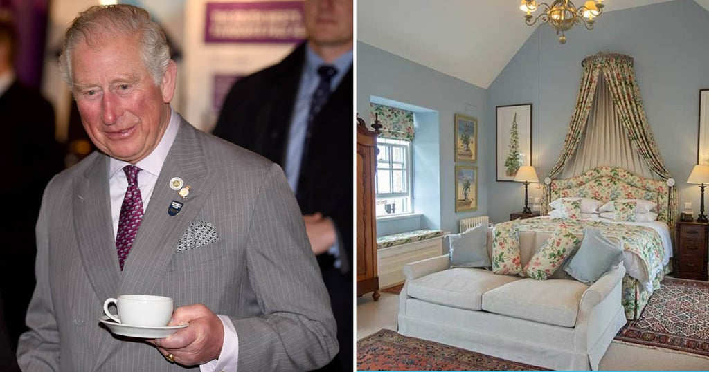 Prince Charles's Bed and Breakfast at the Castle of Mey