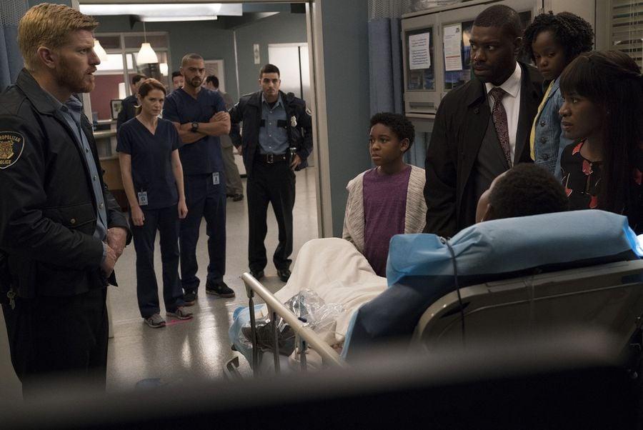 Grey\'s Anatomy Police Brutality Recap | POPSUGAR Entertainment UK
