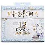 Harry Potter 12 Days of Socks 2018