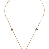 Rodarte x & Other Stories Sterling Silver Heart Necklace ($60)