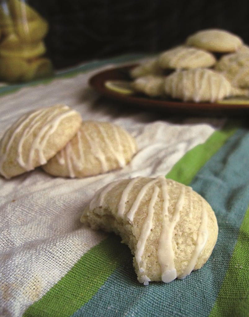 Sugar Cakes Elizabethan Recipe