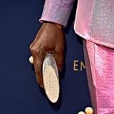 Leslie Jones's Suit at the 2018 Emmys