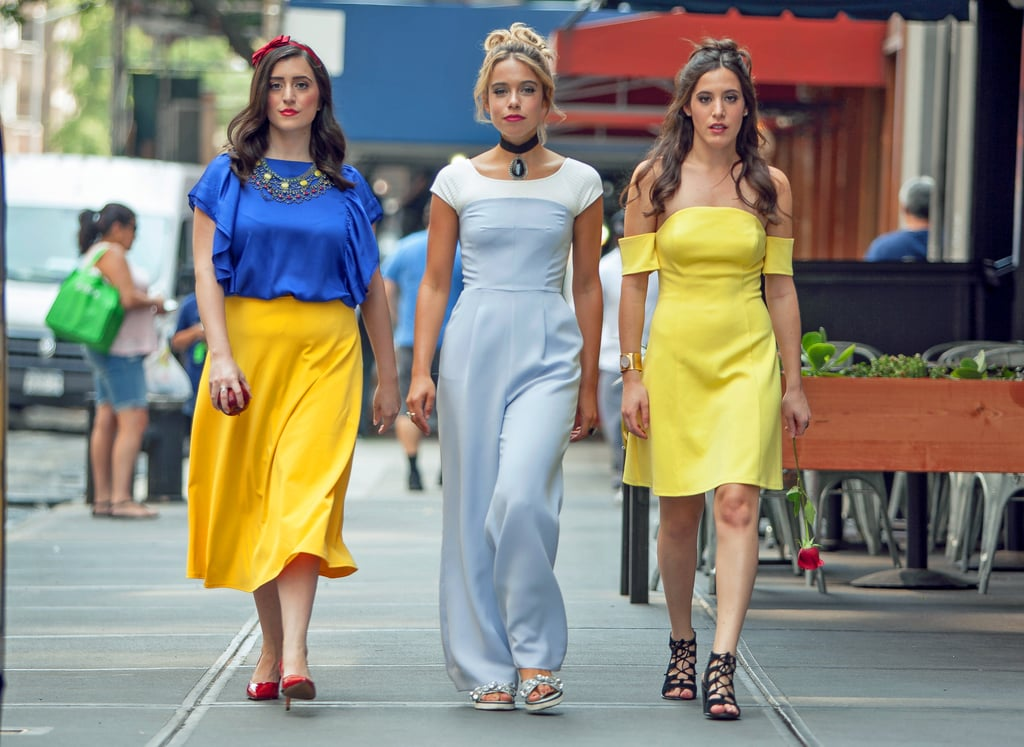 This Is What Happens When the Disney Princesses Become Street Style Stars