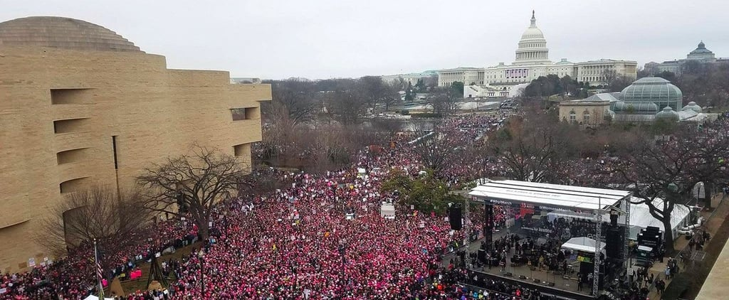 Women's Marches Are Taking Over Cities Around the World — See Photos of the Insane Turnout