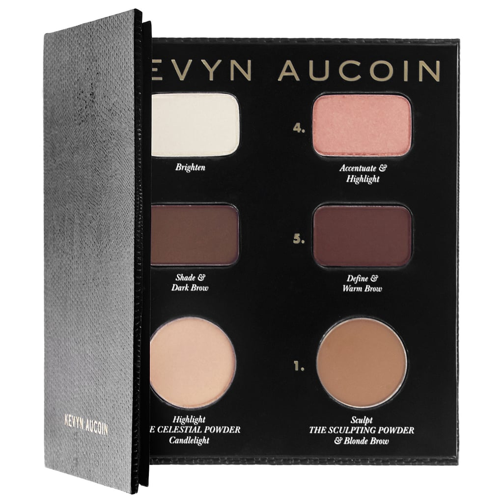 """The Color """"Brown"""" Care of Kevyn Aucoin"""
