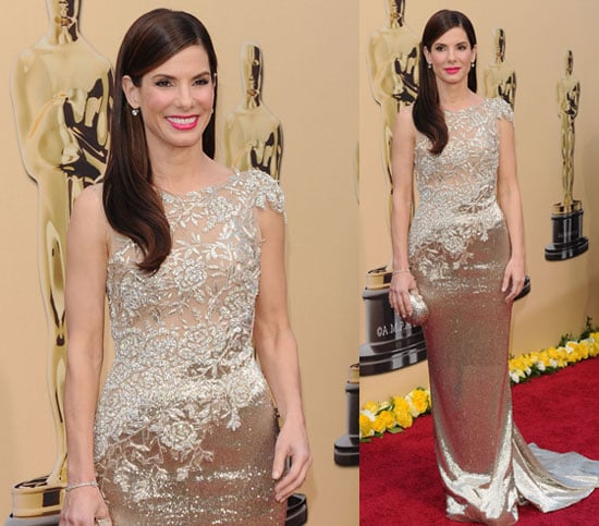 Photos of Sandra Bullock at Oscars