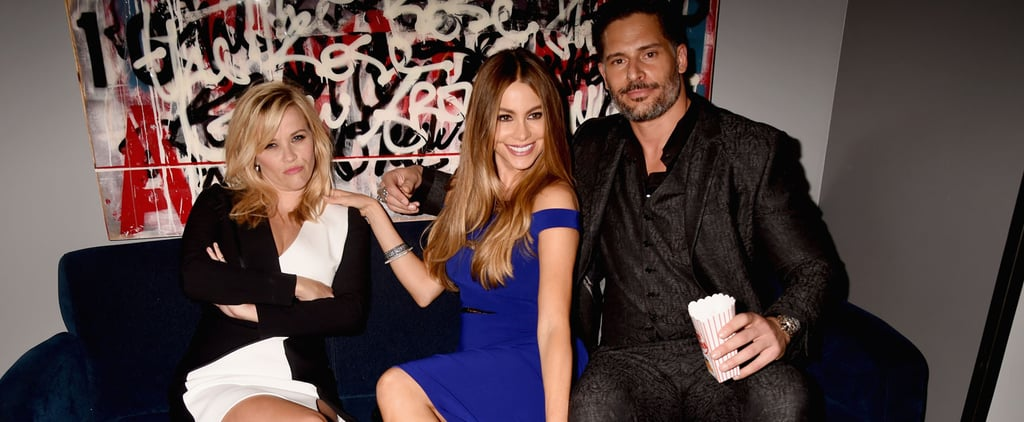 Reese Witherspoon Crashes Sofia Vergara and Joe Manganiello's Date Night
