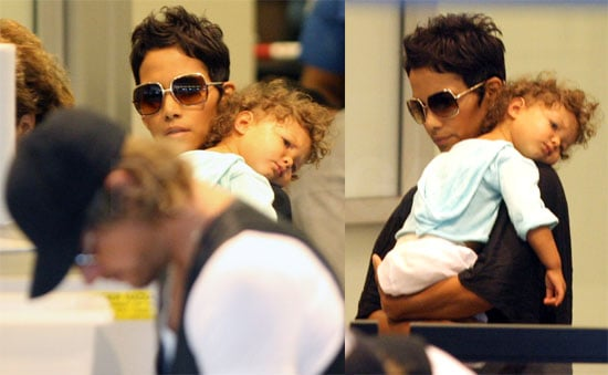 Photos of Halle and Gabriel