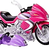 Barbie Spy Squad Secret Agent Motorcycle Doll