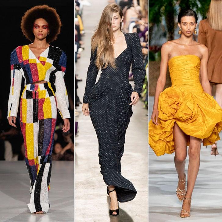 Spring Fashion Trends 2020: '80s Ladies