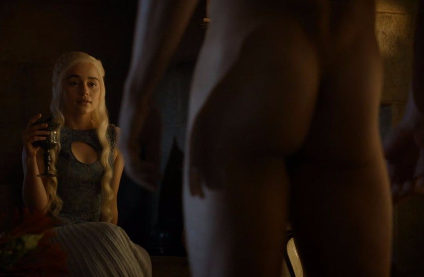 These Sexy GIFs of Daenerys Targaryen Will Make You Burst Into Flames