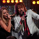 Taylor Dane and Richie Sambora rocked out at the Barnstable Brown Gala.