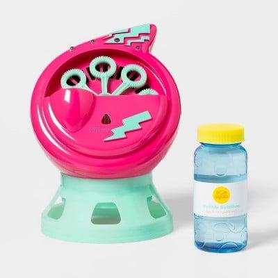 Light Up Bubble Machine