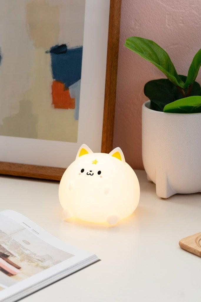Smoko Shiro Cat Ambient Light