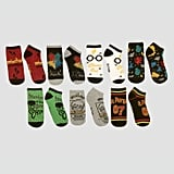 Women's 7-Pack Harry Potter Week of Socks Box