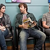 Emma Roberts, Jason Sudeikis, and Will Poulter in We're the Millers.
